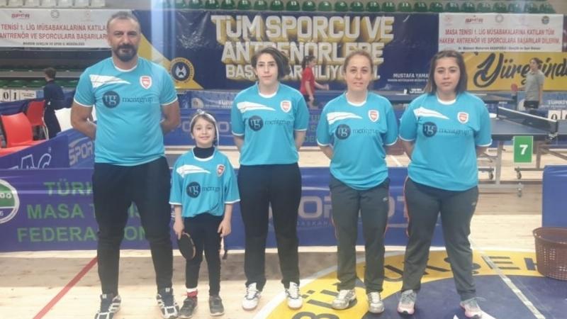 Merit Grup Real Mardin Süper Ligde!