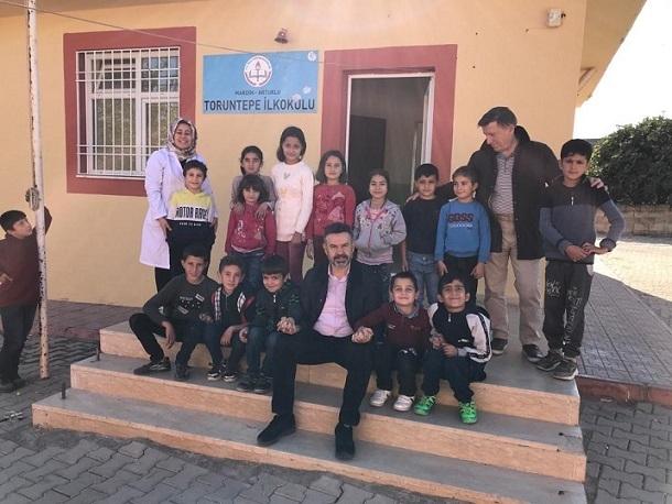 Toruntepe İlkokulu Anasınıfı Çocuklarımız İçin Hazırlandı.